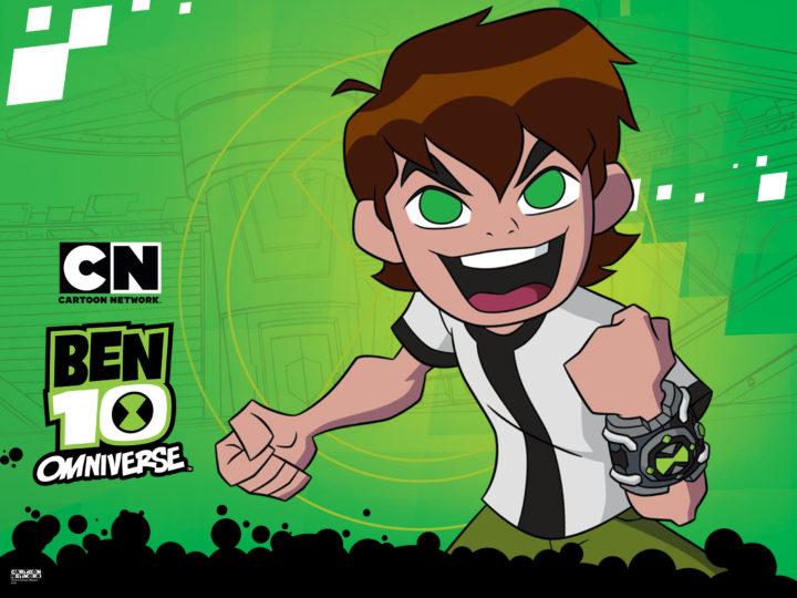 Ben 10 Omniverse-2012动画系列