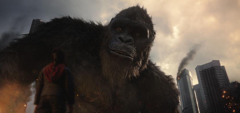 Godzilla contro Kong