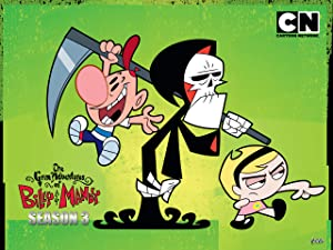 The Grim Adventures of Billy and Mandy The Cartoon Network Animated Series