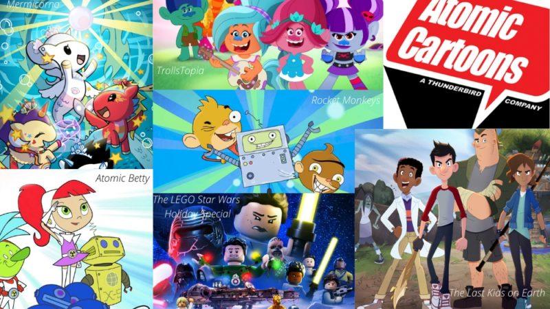 Potenza atomica! Ci mettiamo al passo con il popolare Canadian Animation Studio