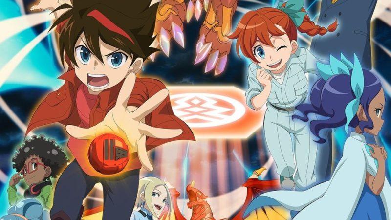 """Spin Master lancia nuovi giri su """"Bakugan"""" e """"Mighty Express"""" al lancio della terza stagione su Netflix"""