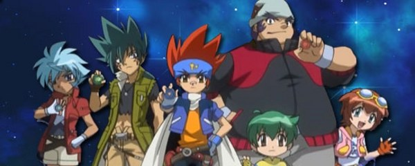 Beyblade Metal Fury-2011动漫系列