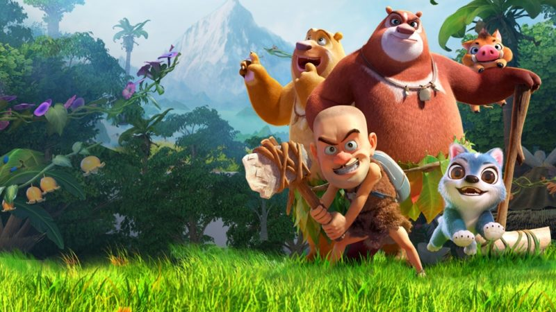 "Cinedigm lancia Fantawild Streamer in collaborazione con ""Boonie Bears"" Studio"