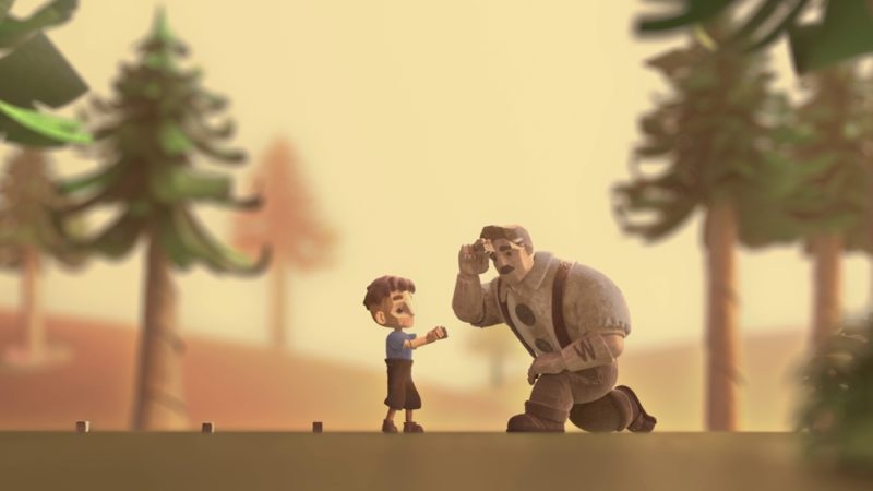 "Hype Animation e Fabrica do Futuro lanciano ""Boy in the Woods"" per il mese dell'accettazione dell'autismo"