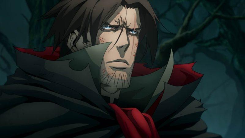 Trailer: un bagno di sangue demoniaco Caps 'Castlevania' nell'epica quarta stagione