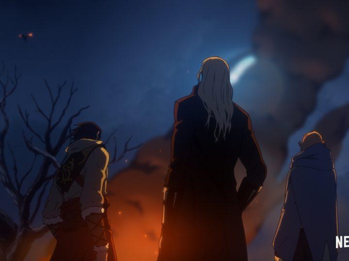 """""""Castlevania"""" che termina con la quarta stagione; Netflix considerando l'universo espanso"""