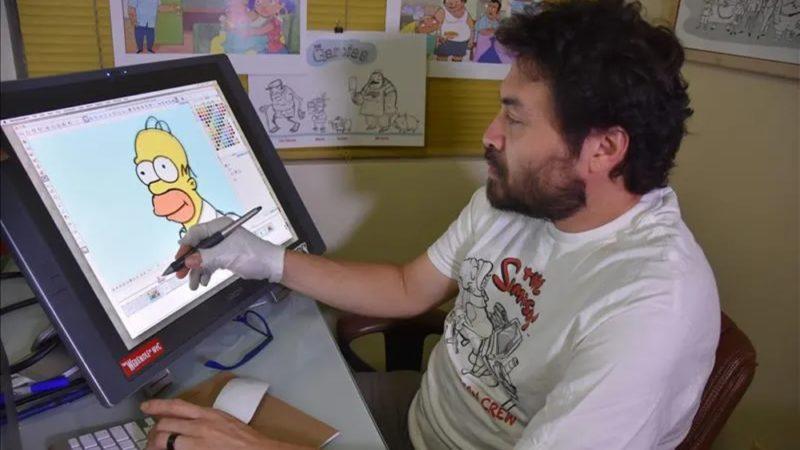 Edwin Aguilar muore dopo l'ictus, l'animatore di 'Simpsons' aveva 46 anni