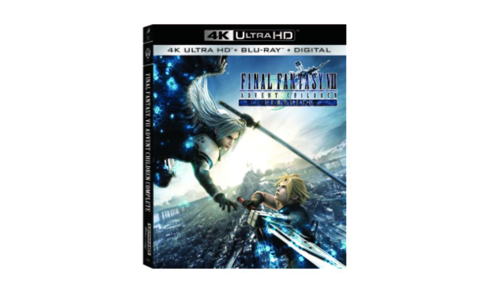 'Final Fantasy VII: Advent Children Complete' ottiene il trattamento 4K