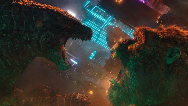 """Il film MPC dà vita al ruggito di """"Godzilla vs. Kong"""" con effetti grafici di dimensioni mostruose"""