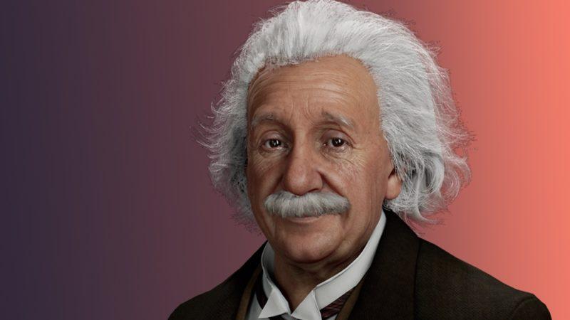 Goodby Kansas aiuta a resuscitare Albert Einstein come umano digitale