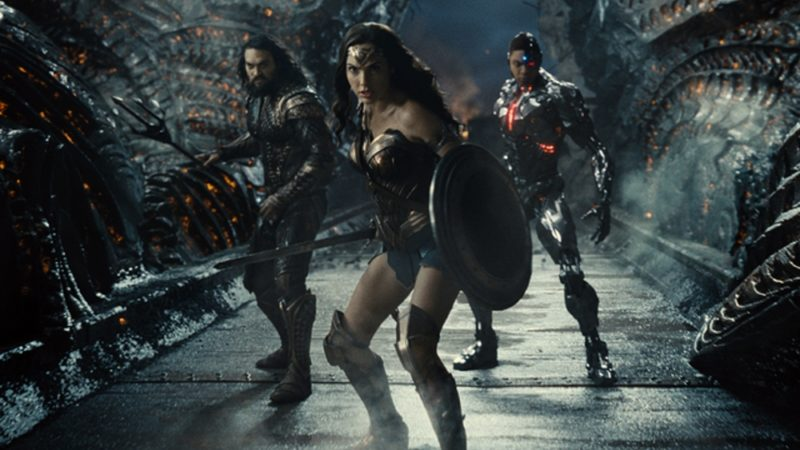 "Final Justice: hoe Weta Digital de ""Justice League"" van Zack Snyder heeft aangedreven"
