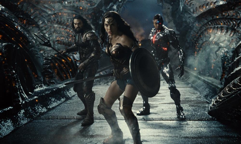 """Final Justice: come Weta Digital ha potenziato la """"Justice League di Zack Snyder"""""""