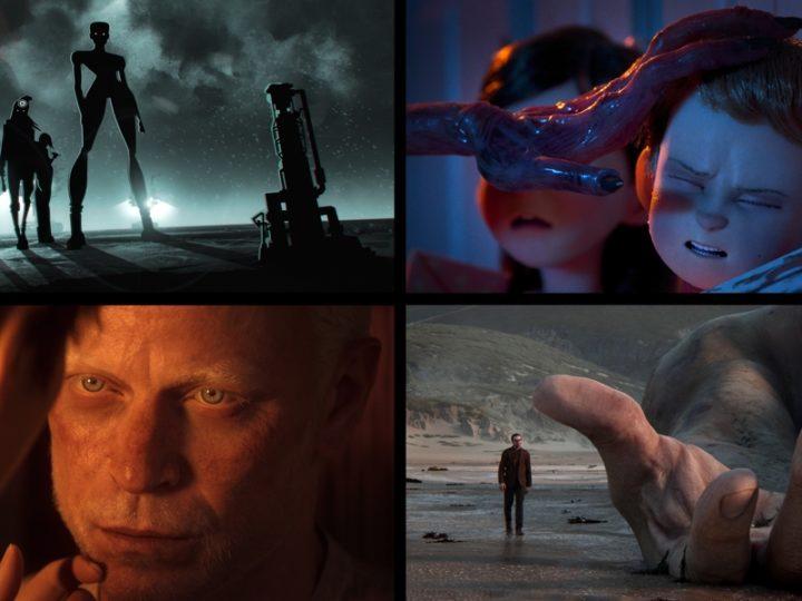 Trailer: 'Love Death + Robots Vol. 2' debuterar på Netflix den 14 maj