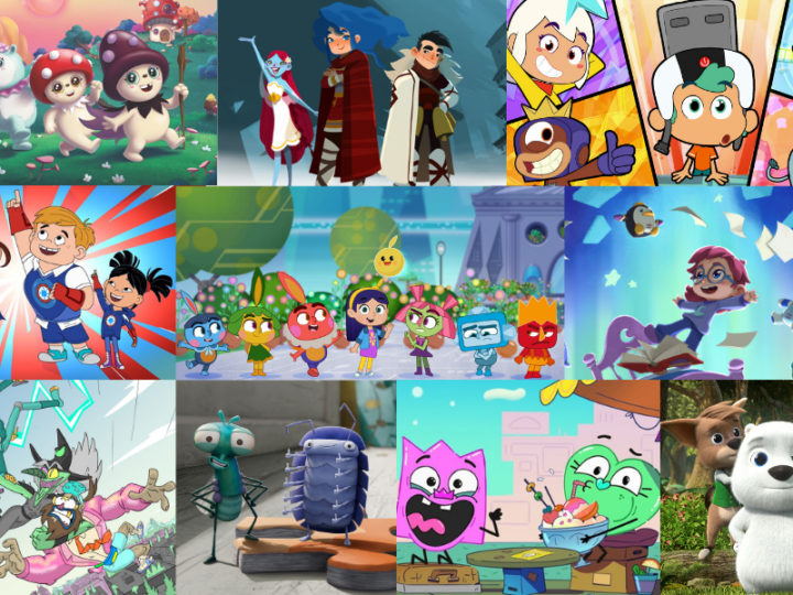 新鲜市场票价:新动画片准备在MIPTV上大跌