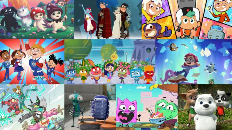ताजा बाजार किराया: नए कार्टून MIPTV पर एक वर्चुअल प्लंज लेने के लिए तैयार हैं