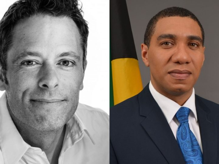 Matthew Luhn Keynotes KingstOOn; Primo Ministro Holness to Open Event