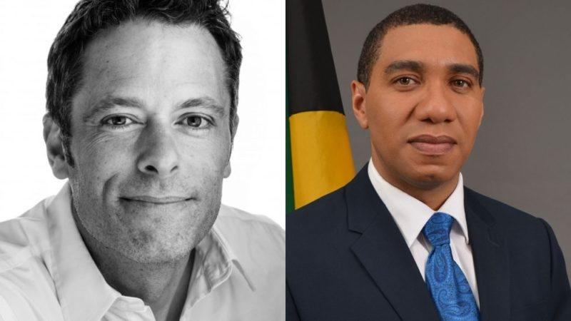 Matthew Luhn Keynotes KingstOOn; Premier Holness opent evenement