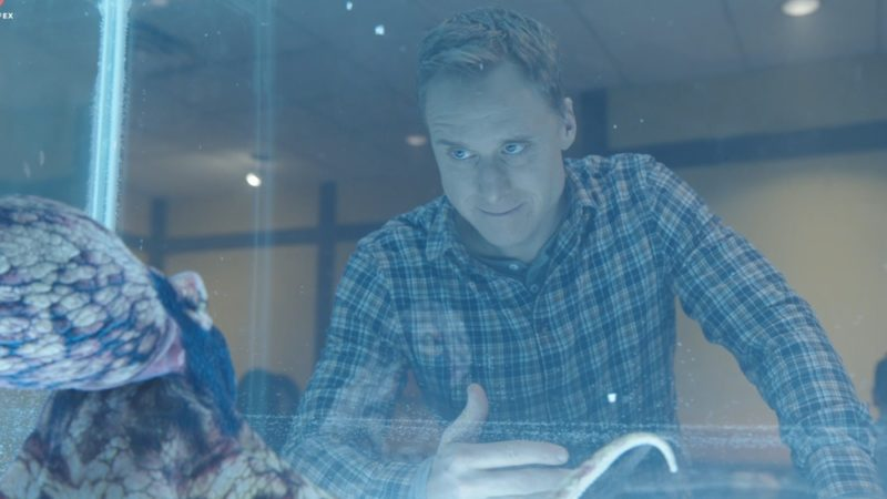 """Artifex को SYFY के """"रेजिडेंट एलियन"""" में अपना वीएफएक्स टेंकलेस मिला"""