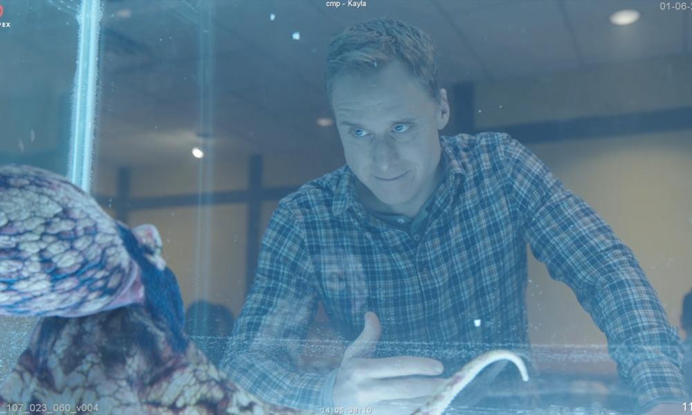 """Artifex ottiene i suoi tentacoli VFX in """"Resident Alien"""" di SYFY"""