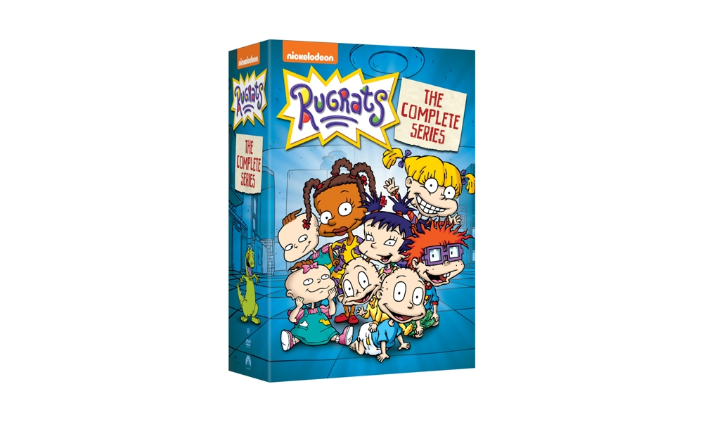 'Rugrats: The Complete Series' Toddles Home 18 maggio