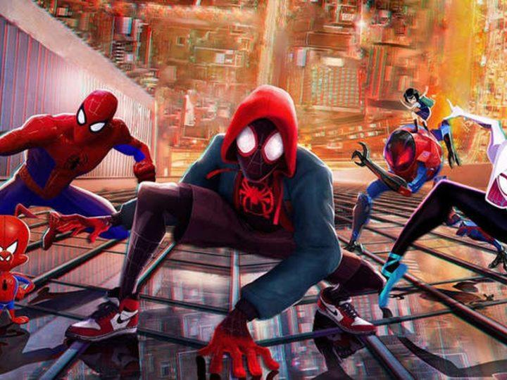 '' Spider-Verse '' uppföljaren skapar en ny trio av regissörer