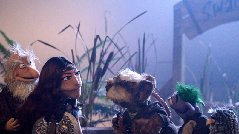 """Klip: """"Barbarzyńca i troll"""" Nicka pogrąża się w bagnie strachu"""