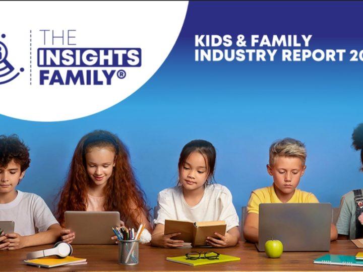 Insights Family-rapporten från barn- och familjeindustrin visar förtroende