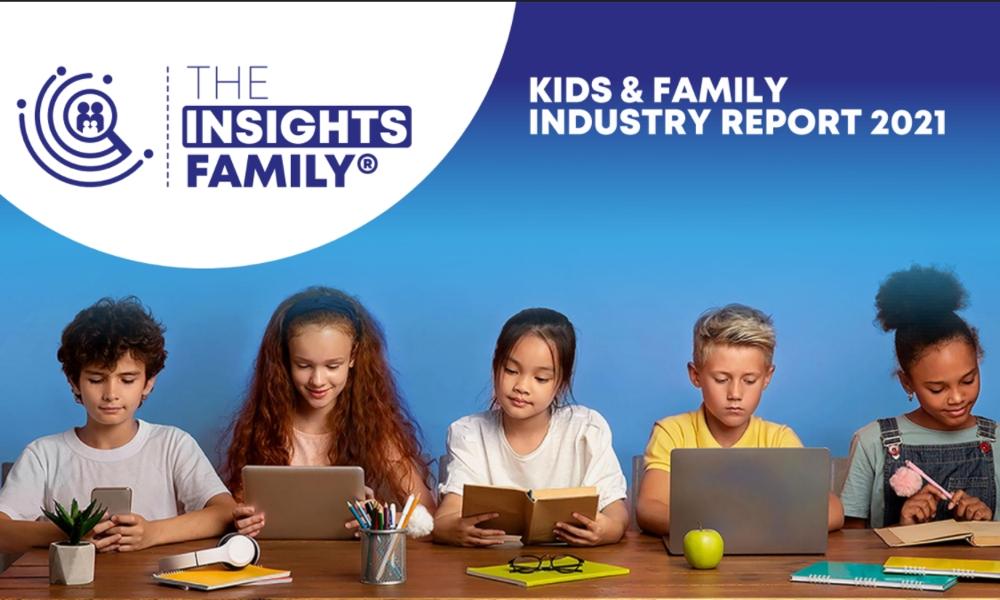 Il rapporto di The Insights Family del settore Bambini e famiglia mostra fiducia