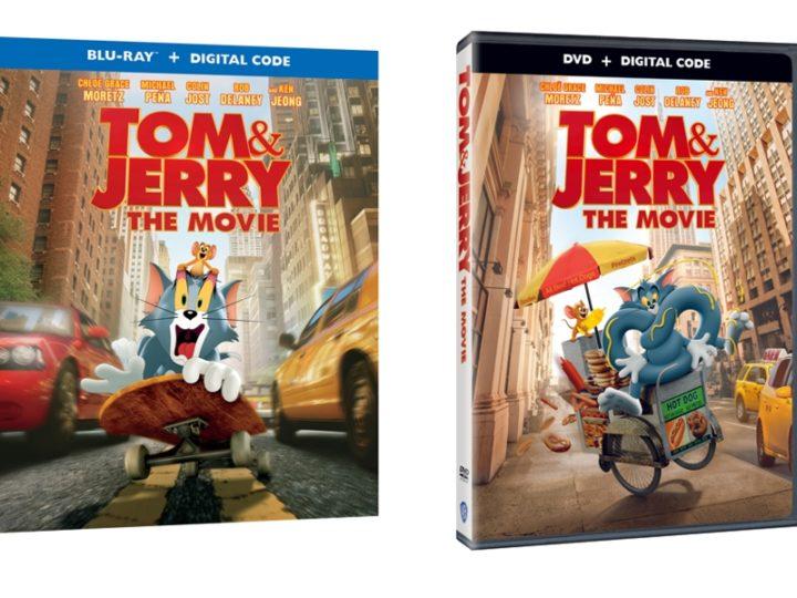 """WB trae a casa la clásica rivalidad de dibujos animados con """"Tom & Jerry"""""""