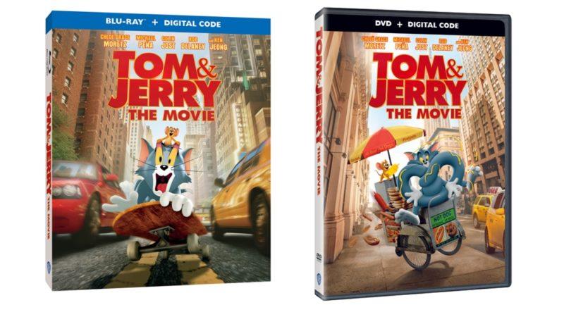 """WB porta a casa la classica rivalità dei cartoni animati con """"Tom & Jerry"""""""