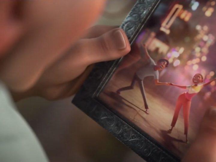 """Clip video dal cortometraggio Disney """"Di nuovo noi"""""""