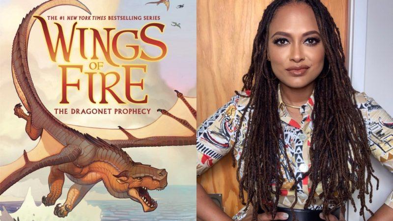 """Adaptacja """"Wings of Fire"""" nabiera rozpędu wraz z Avą Duvernay i Netflixem"""