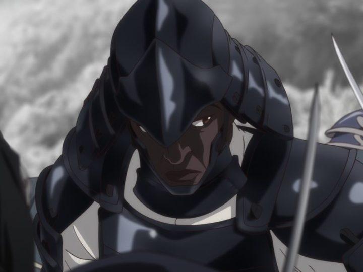 Teaser: la épica 'Yasuke' de Black Samurai revela una nueva era en Netflix