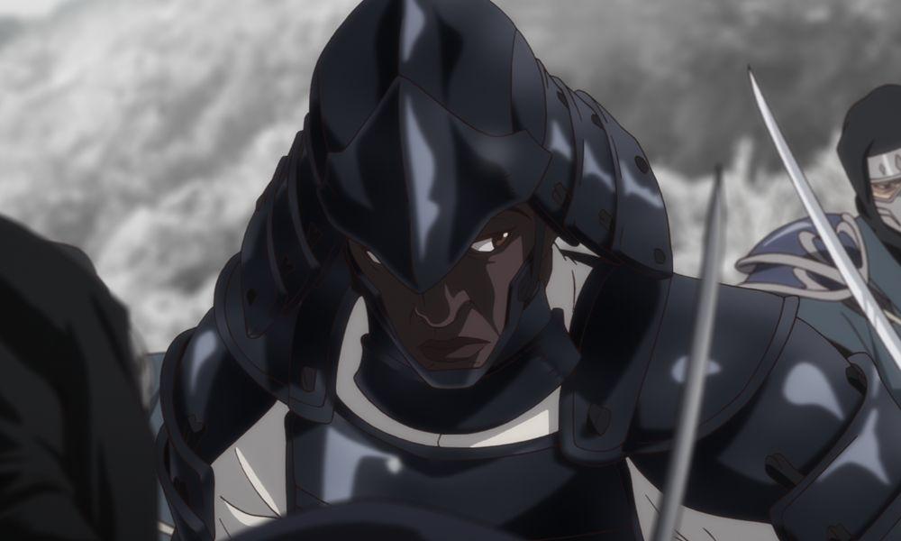 Teaser: L'epico 'Yasuke' di Black Samurai svela una nuova era su Netflix