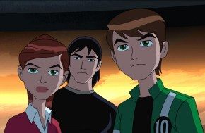 Ben 10 Alien Force - serial animowany z 2008 roku