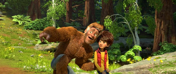 Bigfoot Junior – La storia del film di animazione del 2018