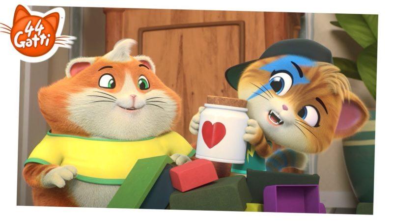 44 gatos | Série 2 - Em busca do ingrediente secreto [CLIP]