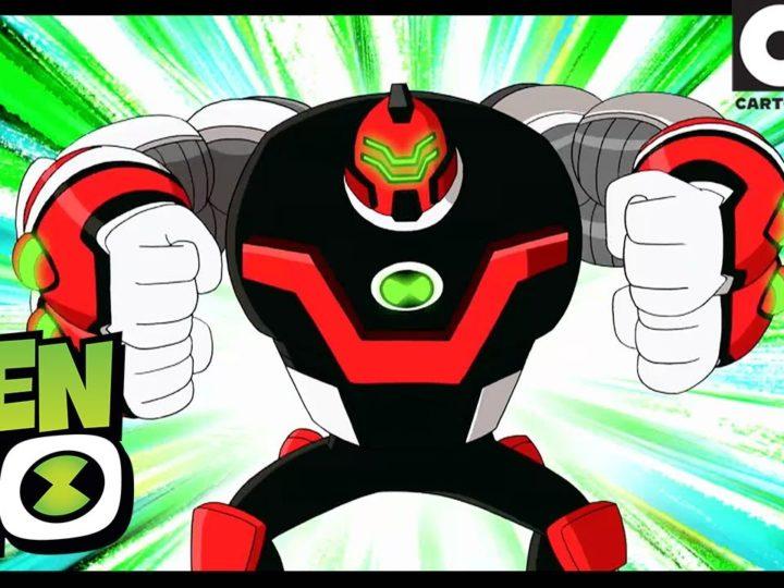 Il nuovo potere    Ben 10 Italiano   Cartoon Network