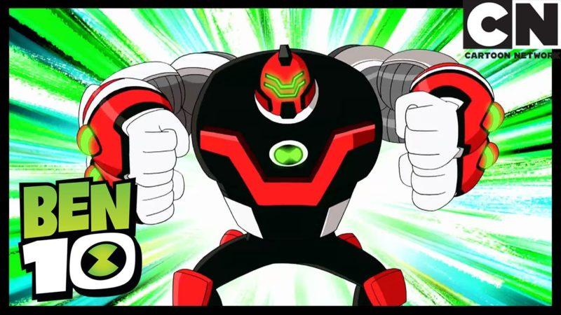 O novo poder | Ben 10 Inglês | Cartoon Network
