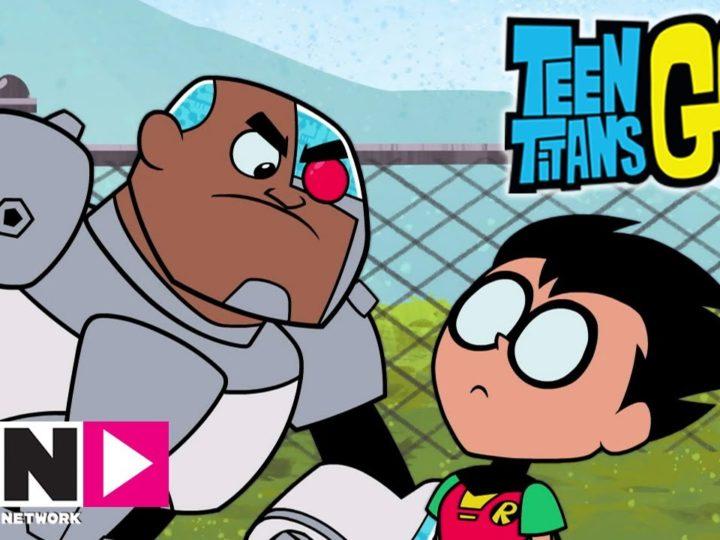 Il viaggio | Teen Titans Go! | Cartoon Network