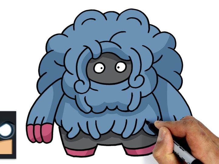 Hur man ritar Tangrowth | Pokémon