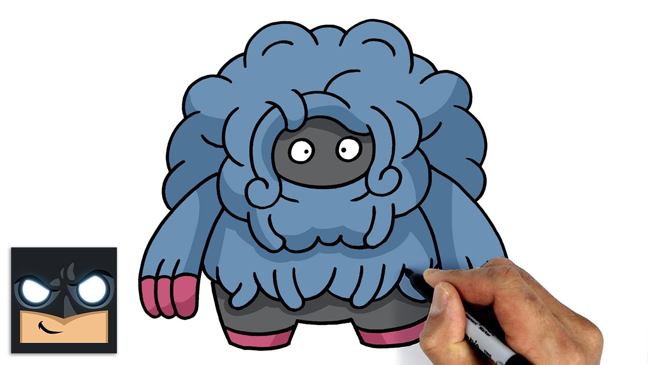 Come disegnare Tangrowth | Pokemon
