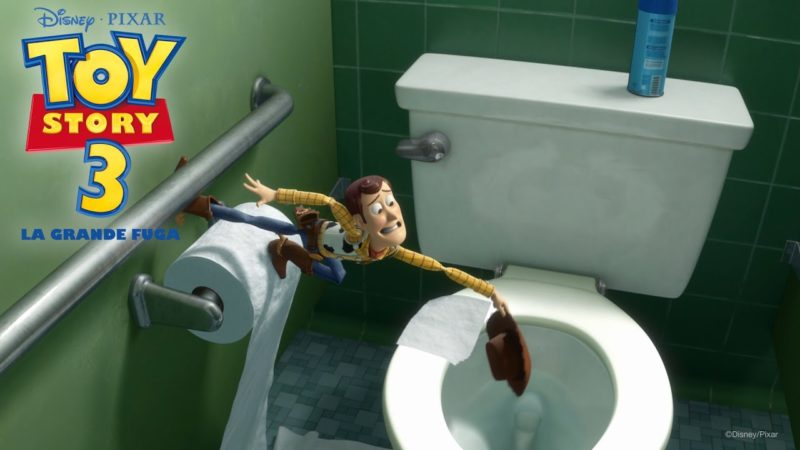 Fuga in aquilone | Toy Story 3