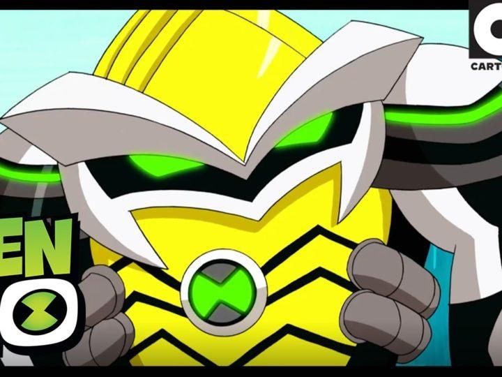L'apprendista stregone   Ben 10 Italiano    Cartoon Network