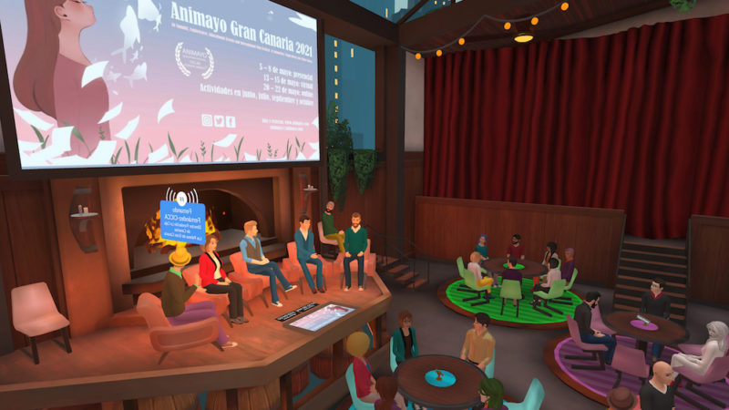 "Animayo 2021 celebra ""Art of Resilience"" nel programma virtuale"