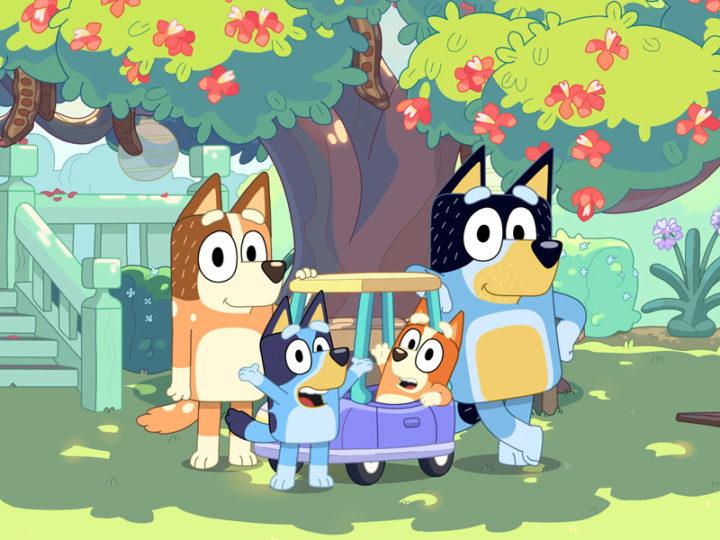 'Bluey' ottiene La terza stagione da BBC Studios e Disney
