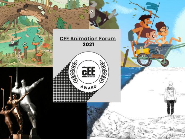 CEE Animation Forum annuncia i vincitori della presentazione