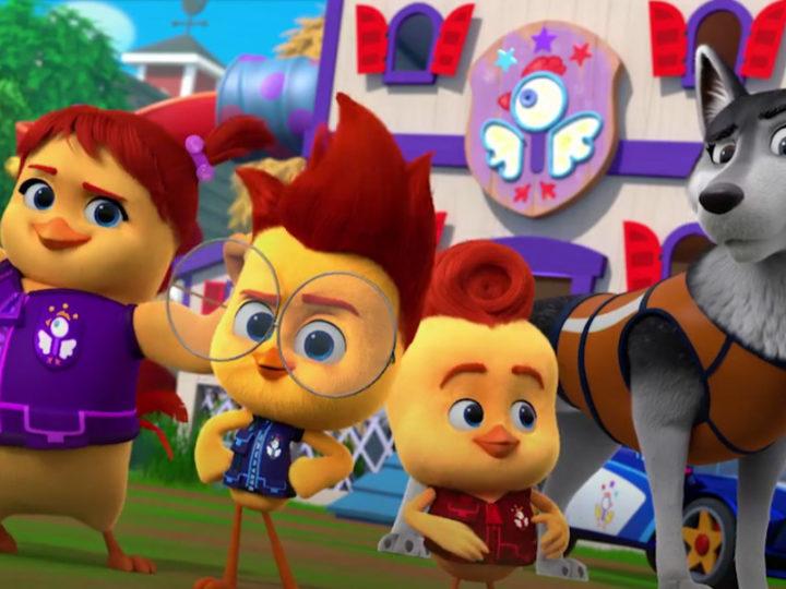 """Featurette: Voice Stars Cluck su """"Chicken Squad"""" di Disney Junior"""