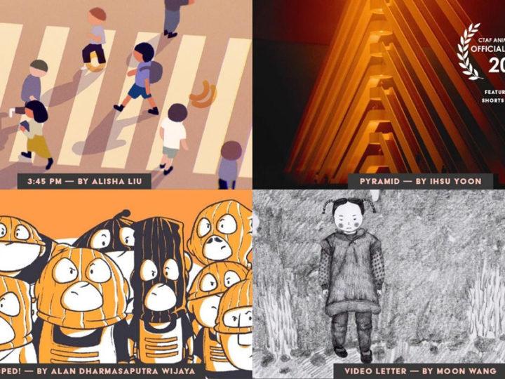 I cortometraggi di animazione di pazzi talenti asiatici e amici annunciati per Virtual Showcase