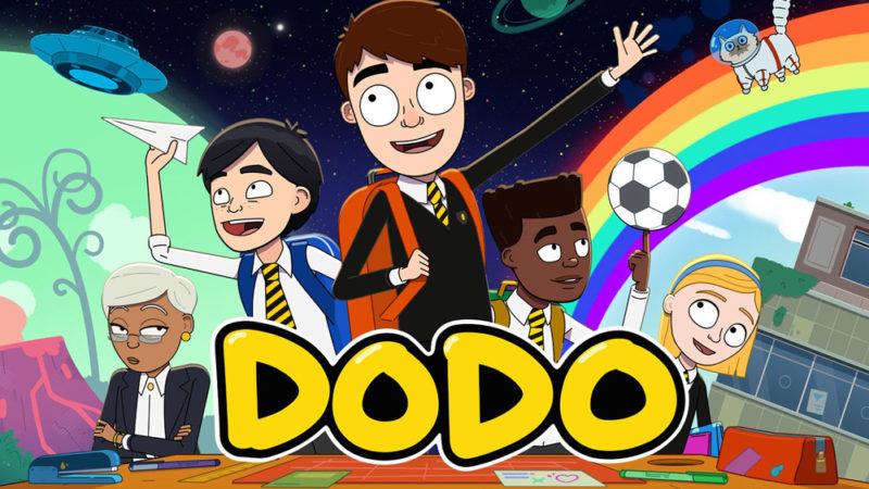 Il cantante Ricky Wilson, Derry Girls 'Dylan Llewellyn si unisce a' Dodo '